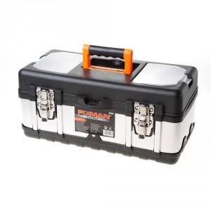 De ideale gereedschapskoffer van Fixman