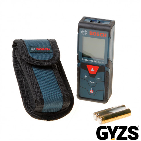 Bosch afstandsmeter digitaal GLM40 601072900