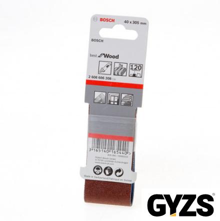 Bosch schuurband 40×303
