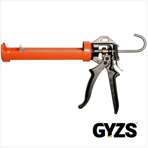 Zwaluw kitpistool skelet MK 5 oranje zwaar