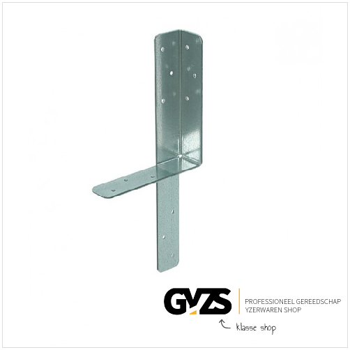 GB Gordingklos spiegel sendzimir verzinkt 35 x 35 x 2mm 07932