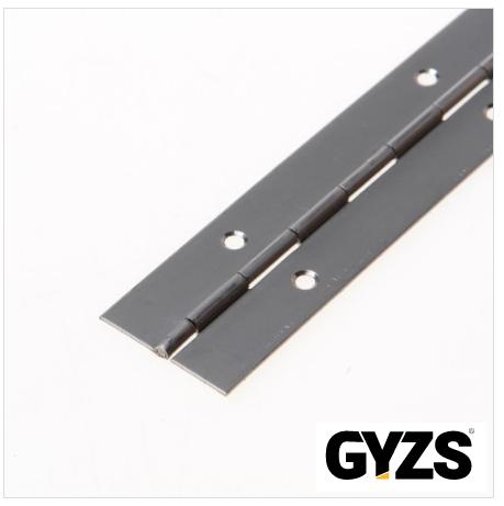 Holz pianoscharnier RVS 32mm – 3,5 meter