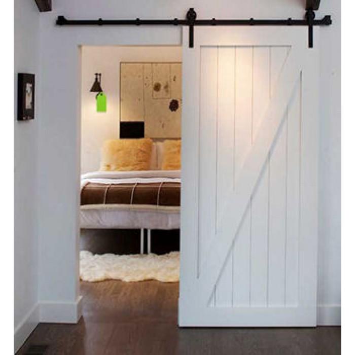 Bent u opzoek naar een barndeur uitstraling als schuifdeur?