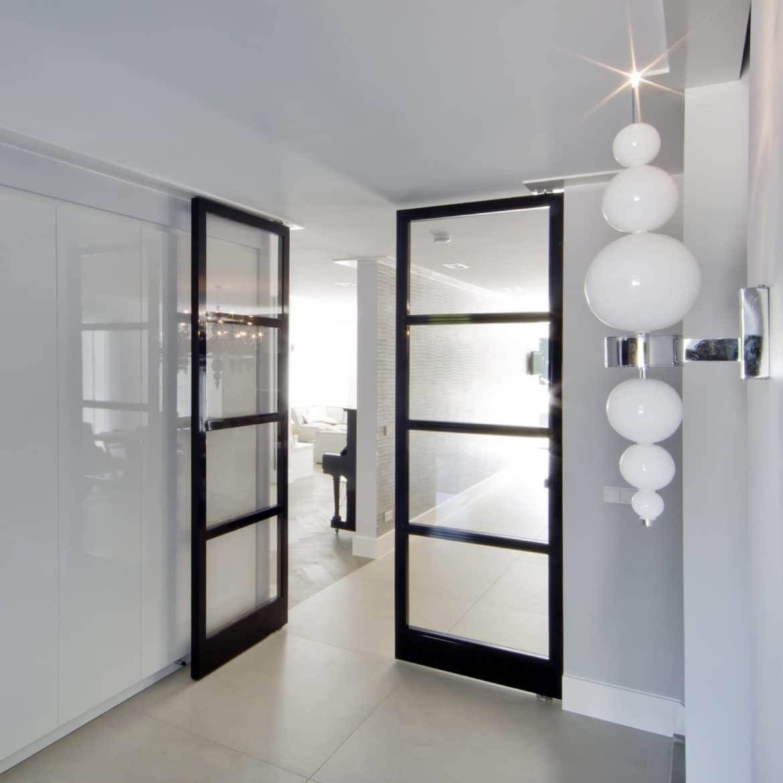 Een stalen binnendeur laten schuiven? Gebruik het Argenta Proslide schuifdeursysteem