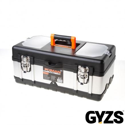 Fixman gereedschapskoffer leeg 450x230x200mm (lxdxh)