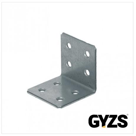 GB Versterkingshoek sendzimir verzinkt 40 x 40mm 82452