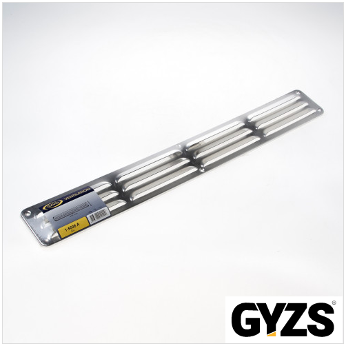 Gavo Schoepenrooster aluminium 50 x 6.5cm