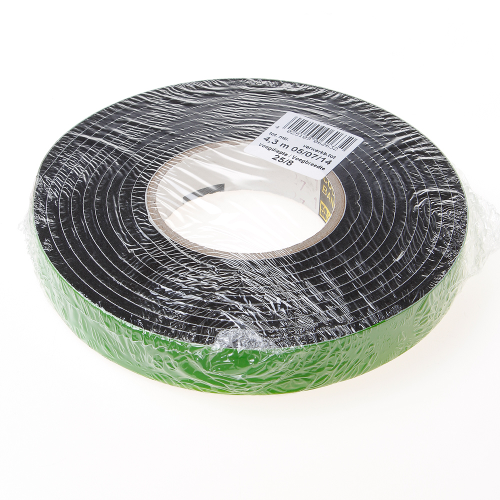 Compriband 25mm tp605(4.3mtr)voeg 7 12mm