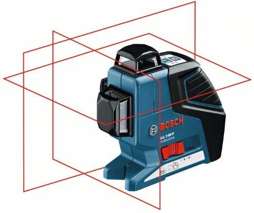 Bosch Lijnlaser GLL 3-80 P (IP54) (per stuk)