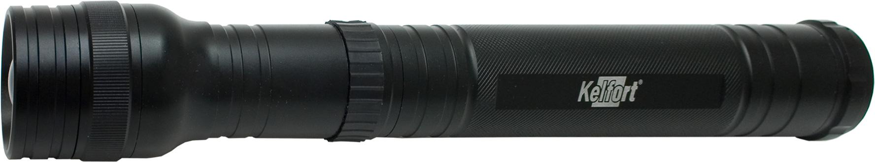 Kelfort Staaflamp powerled oplaadbaar 5W