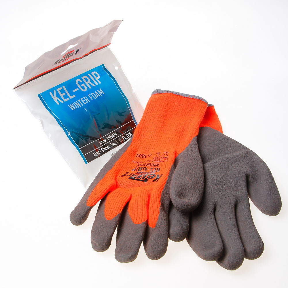 Handschoen kel-grip winter XL (per paar)