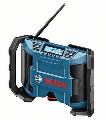 Bosch GML 10,8 V-LI Professional Radio Blauw-Zwart