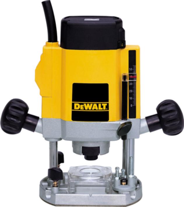 Bovenfreesmachine  Dewalt Dw615-Qs Variabel