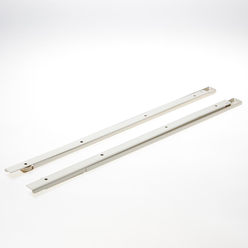 Ladegeleider enkel uittrekbaar, staal gelakt 1211-03 50cm (per paar)