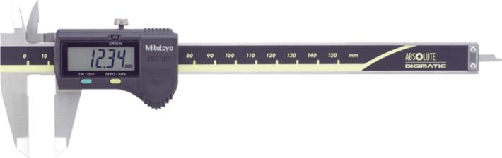 Mitutoyo Schuifmaat digital 500-181u. (per stuk)