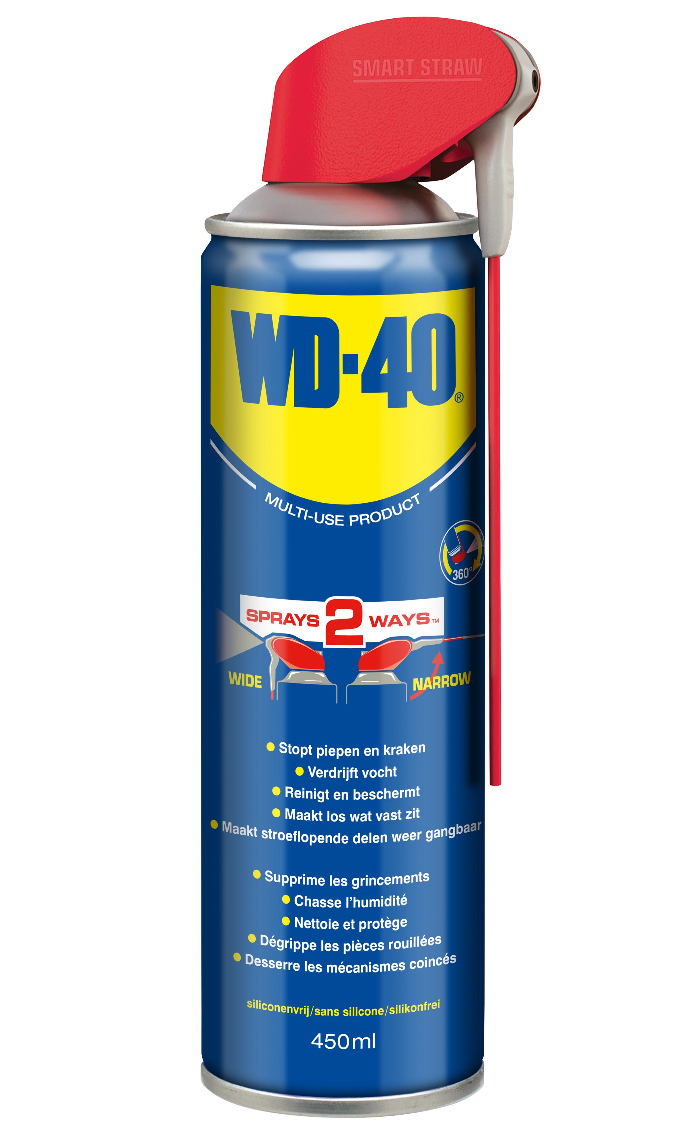 Olie Wd40 Spb 450Ml Smart Straw