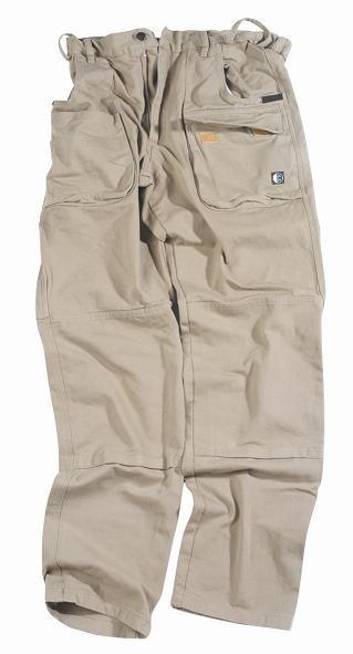 Broek Khaki  Beckum Workwear Ebt 01 Mt54 L36