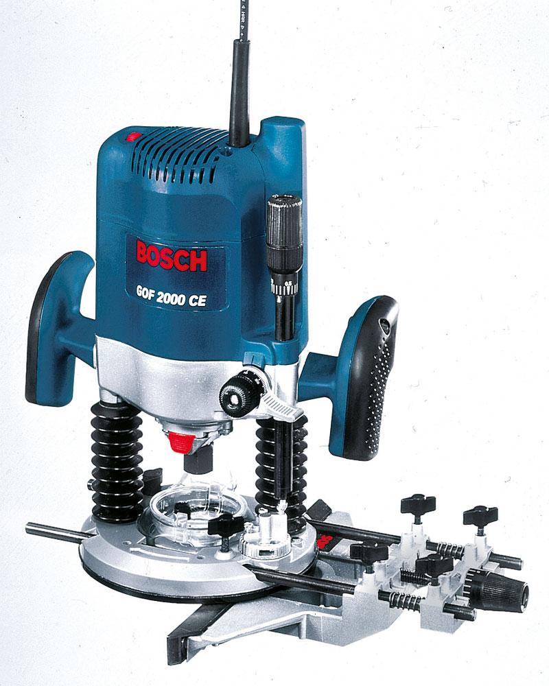 Bosch Bovenfrees Gof 2000 Ce