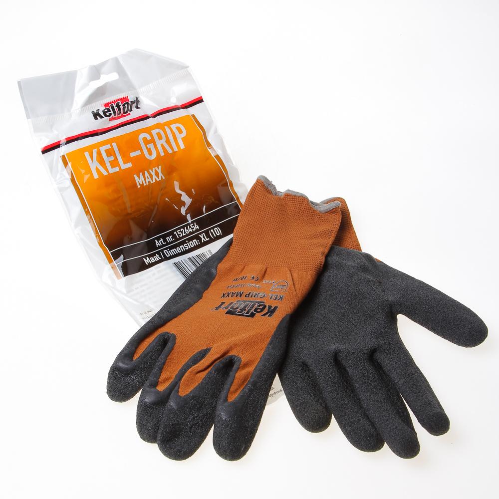 Werkhandschoen Kelfort Kel-Grip Maxx Maatxl