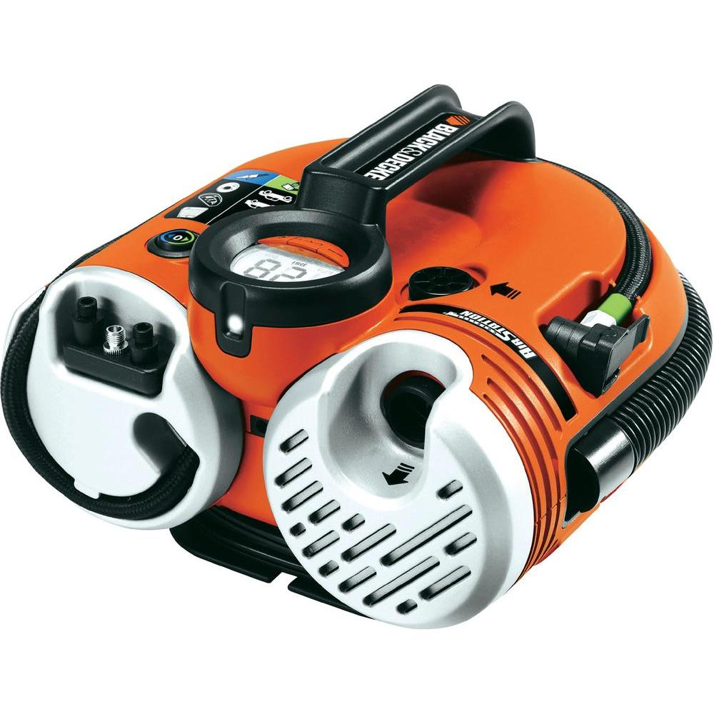 Black+Decker compressor