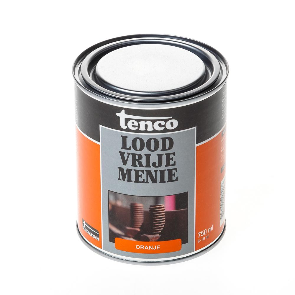 Tenco Loodvrije Menie 0,75L