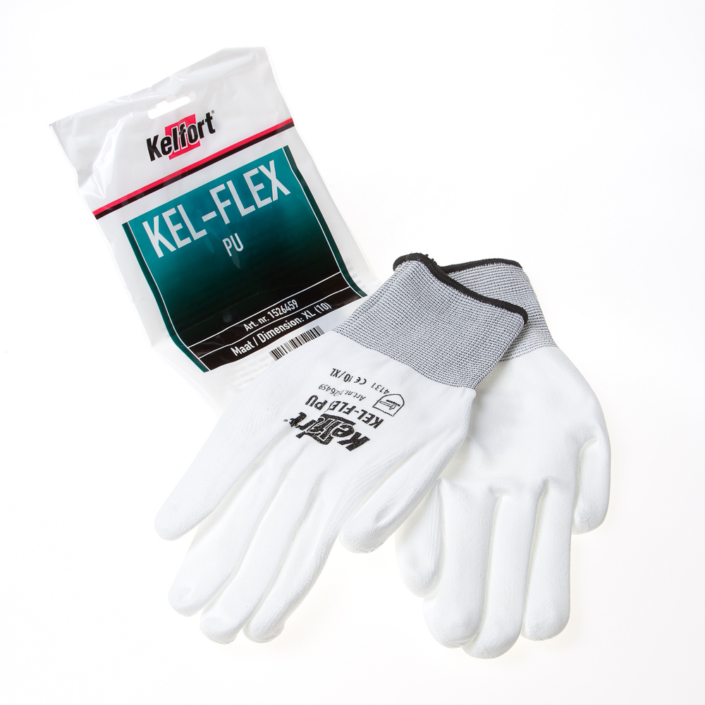 Werkhandschoen Kelfort Kel-Flex Pu  Maatxl