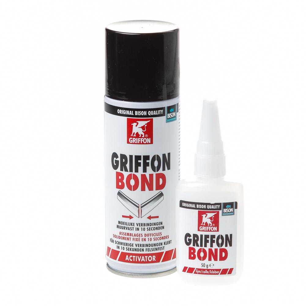 Bison Bond 2-componenten 50ml + 200 gram