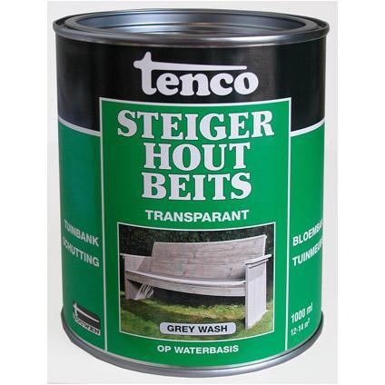 Tenco stijgerhoutbeits grey wash 1L