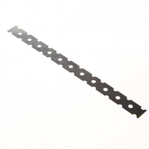 GB Lijmkoppelstrip RVS 300 x 22mm 21215