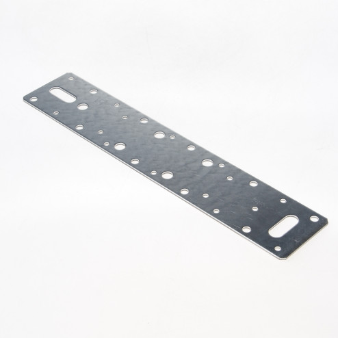 GB Koppelplaat sendzimir verzinkt 300 x 60 x 2.5mm 07227