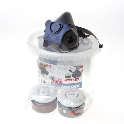 Artelli Halfmasker 7232 inlcusief 2x filter A2/P3 en box