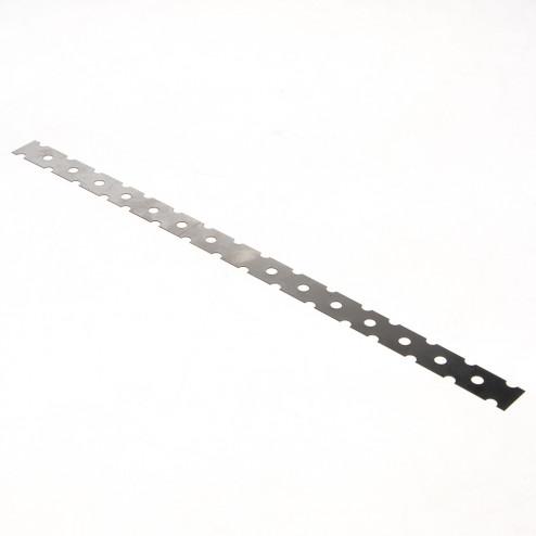 GB Lijmkoppelstrip RVS 400 x 2200mm 21218