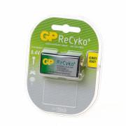 Batterij GP oplaadbaar 9V