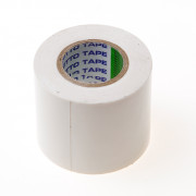 Isolatietape wit 50mm x 10 meter