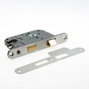 Nemef Veiligheids Cilinder dag- en nachtslot deurslot PC55mm type 4119/27-50 DIN rechts