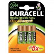 Duracell Batterij GP NiHM oplaadbaar aaa blister van 4 batterijen