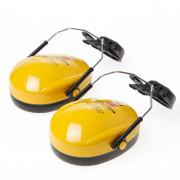 Peltor Gehoorbescherming helmoorkap optime I+p3 geel