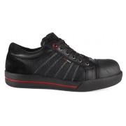 Vh-schoen Redbrick Ruby Toe cap zwart S3