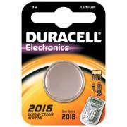 Duracell Batterij plat 3v lithium cr2016