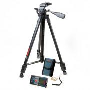 Bosch Afstandsmeter GLM250VF met statief BT150 061599402J