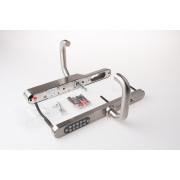 Assa Abloy Anykey codeslot RVS-pc uitvoering b-kruk-dd 38-43 pc