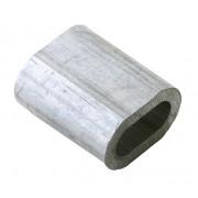 Dulimex Persklem standaard 430-30AL EN 13411-3 aluminium 30mm 9.45043003
