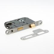Nemef Veiligheids Cilinder dag- en nachtslot deurslot PC55mm type 1279/17-50 DIN rechts