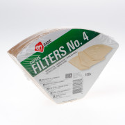 AH Filterzakjes No.4 pak van 100 zakjes