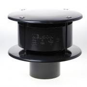 Wit & Zoon Trega-kap gegalvaniseerd 200mm