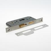 Nemef Veiligheids Cilinder dag- en nacht seniorenslot PC72mm type 4429/17-55 DIN links