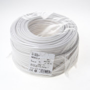 Rondsnoer kabels VMWS wit