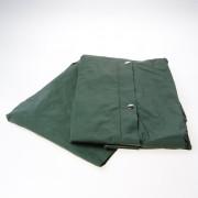 Rehamij Regenpak PVC groen maat L