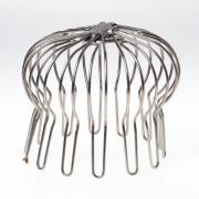 Wit & Zoon Boldraadrooster RVS diameter 150mm