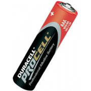 Duracell Batterij potlood 1.5v aaa pc2400 blister van 10 batterijen
